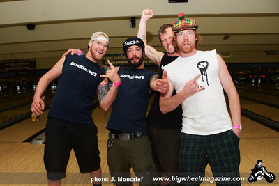 Blacked Out - Punk Rock Bowling 2012 Team Photo - Gold Coast - Las Vegas, NV - May 26, 2012