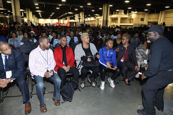 CIAA Saturday March 2, 2019 Convention Center Activation