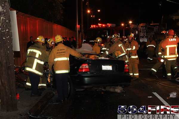 LAFD - Physical Rescue - 12-11-10