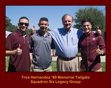 2015 Trea Hernandez '89 Memorial Tailgate