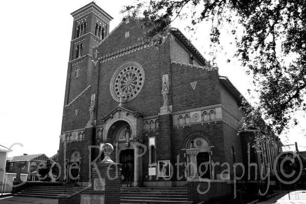 Sacred Heart Church, New Orleans