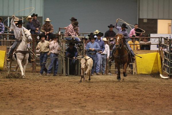 SLHSRA Team Roping 02/24/2006