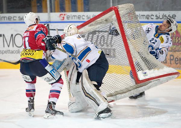Ticino Rockets-HC La Chaux-de-Fonds - 24.01.2017