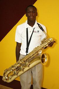 Gwendolyn Brooks Midde School - 2010 Jazz Band