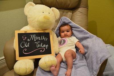 Sahana 5 months