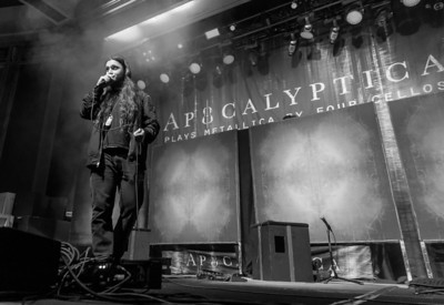 An Evening with Apocalyptica – Plays Metallica By Four Cellos, May 10, 2018
