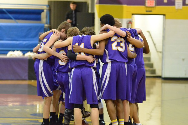 8th NW Pioneers vs Sonoraville 1-27-15