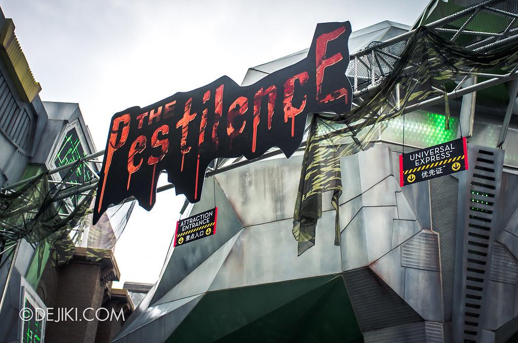 The Pestilence..