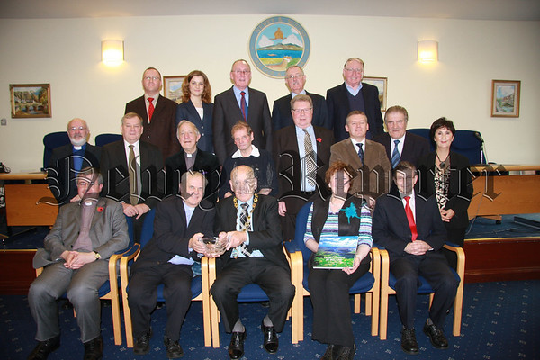 Moderator of Presbyterian Church Visits Council