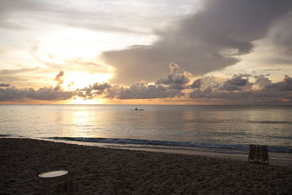 Grand Cayman and Engagement
