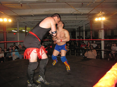 Full Spectrum Wrestling Unleash Your Inner Fury  October 15, 2011