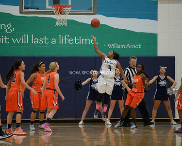 Girls Basketball: Briar Woods vs. John Champe 12.17.14