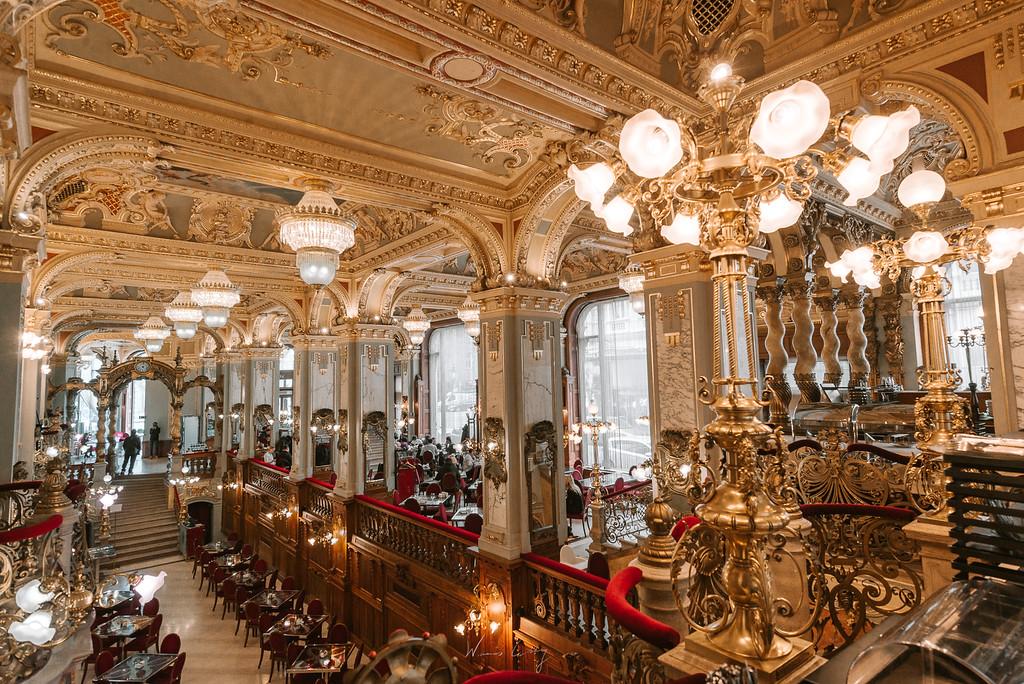 到布達佩斯攝影 世界最美咖啡廳 高貴不貴的紐約咖啡館 by 旅行攝影師張威廉 Wilhelm Chang Photograhy
