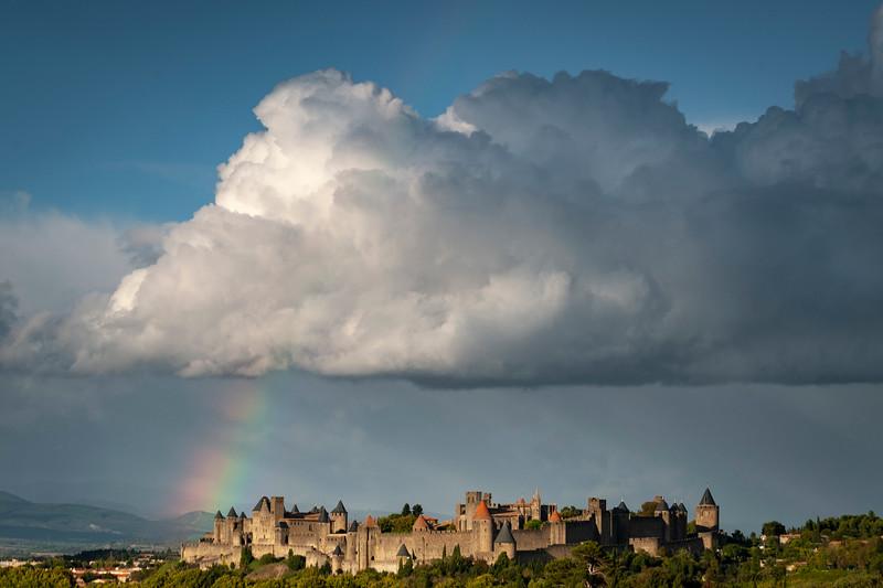 Carcassonne under the Rainbow