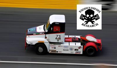 Bandit 73 - Robbie Decker (Exodus Diesel Racing)