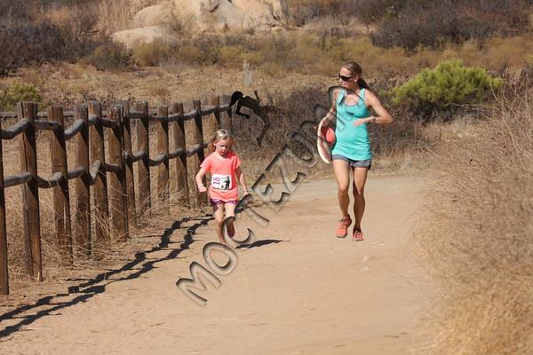 Lake Hodges Trail Fest 2017 -  Kids Fun Run