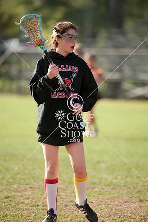 2009-04-06 Lacrosse JV2 Girls SJS vs Bellaire