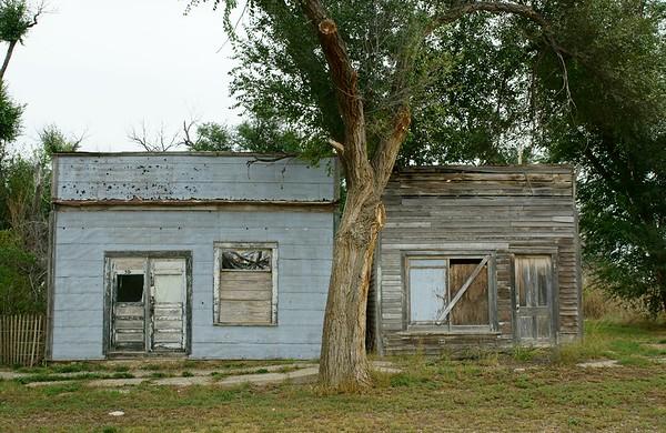 South Dakota Ghost Towns