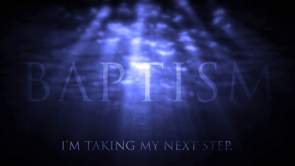 F2012B - Baptism