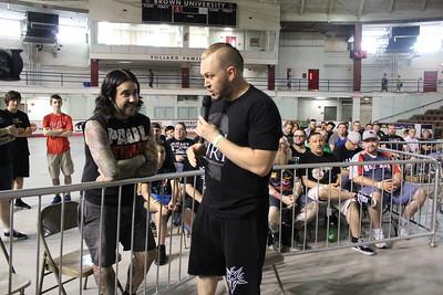 Brian Fury Interviews Michael Diamond of Killswitch Engage