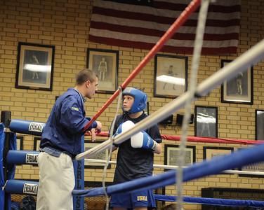 Brigade Boxing Semi Finals Feb. 19, 2010