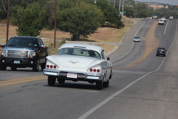 9.15.13 1958 Chevrolet on Renfro Street
