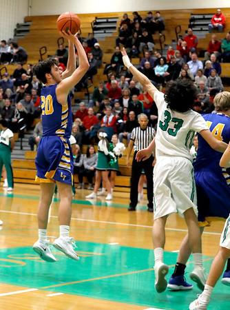 Lyons Township vs. York Boys Basketball