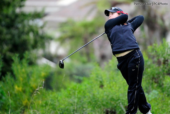 USC Women's Golf NG Tournament 2011