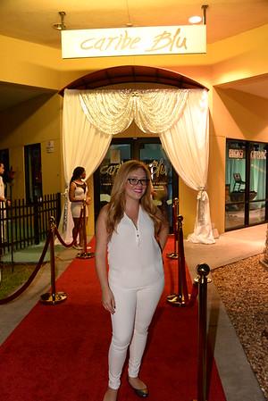 White Masquerade @ Caribe Blu 7-17-16
