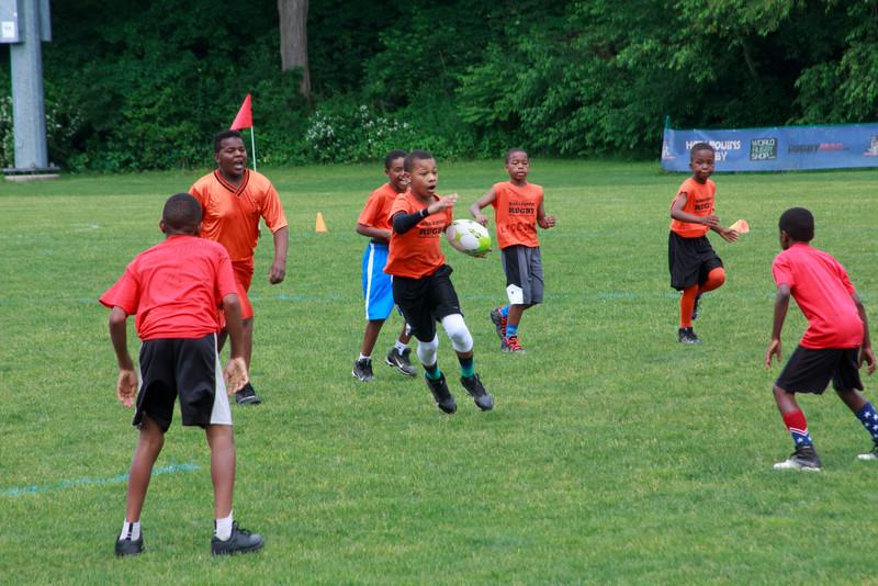 Orange v Red Game 6