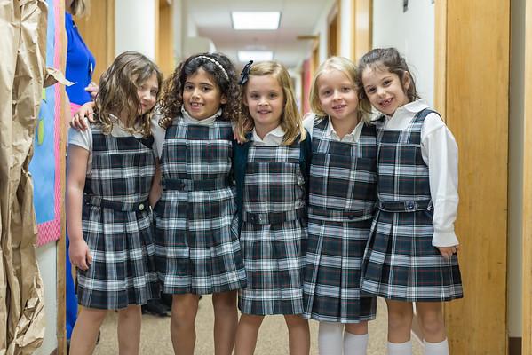 Sacred Heart 1st Grade
