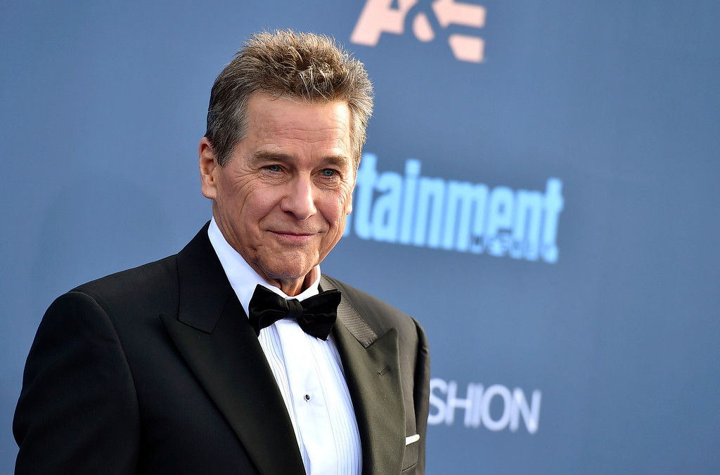 . Tim Matheson arrives at the 22nd annual Critics\' Choice Awards at the Barker Hangar on Sunday, Dec. 11, 2016, in Santa Monica, Calif. (Photo by Jordan Strauss/Invision/AP)