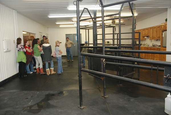 Rockwall Equine Clinic Tour  110909