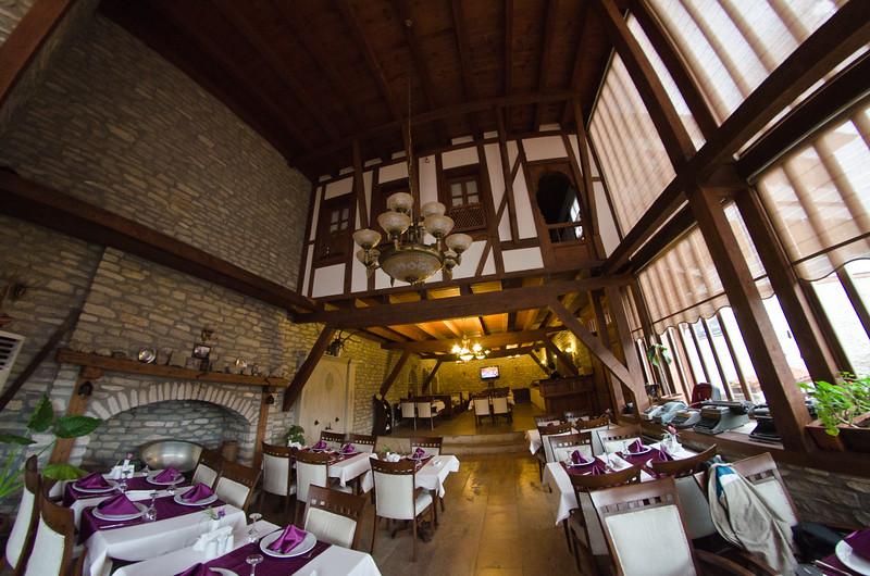 Restaurant in Safranbolu