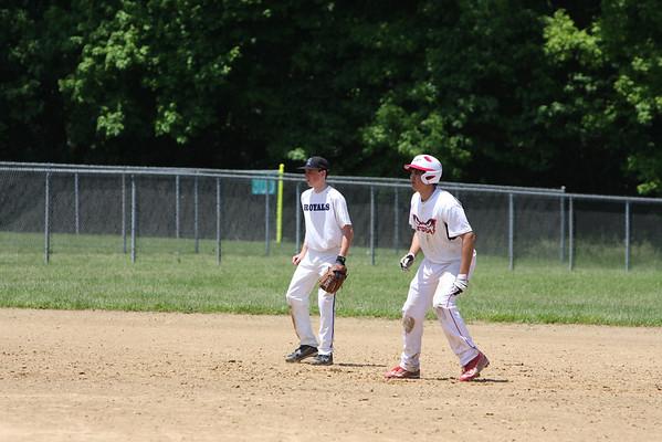 Kane Bateman/Royals Baseball