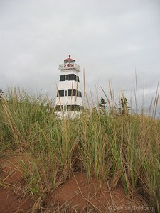 North Cape & the west coast, Prince Edward Island