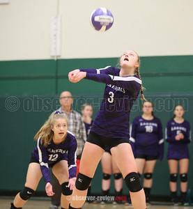 Hammondsport Volleyball 11-2-19