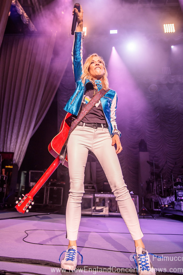 Sheryl Crow at the Xfinity Center - Mansfield, MA