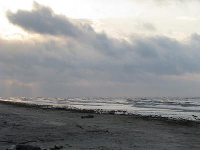 McFadden Beach April 2008