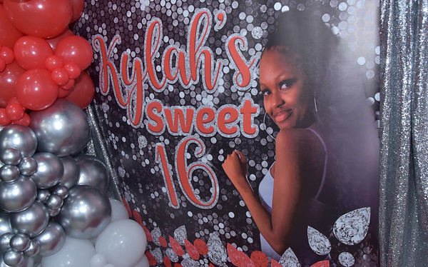 Kylah's Sweet 16