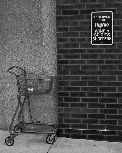 Wine & Spirits Shoppers Only