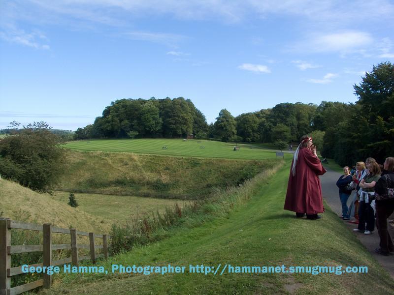 Alnwick Castle - Harry Potter theme tour