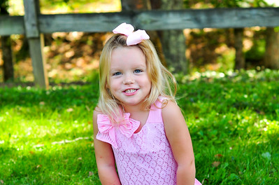 Aylor Myers - Age 3