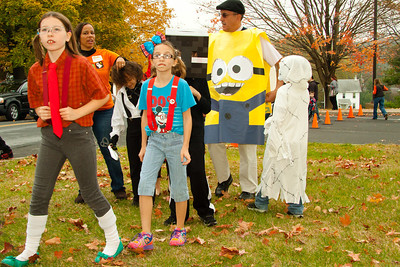 Jacksonwald Halloween Parade 2013