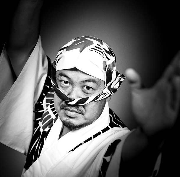 阿呆連 副連長   立川 真千 A deputy leader of AhouRen   Masayuki Tatekawa  http://www.facebook.com/ahouren.official/