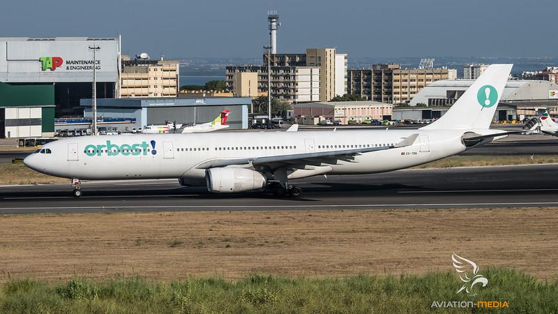 Orbest / Airbus A330-343 / CS-TRH