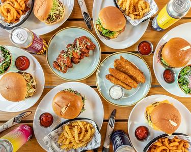 Brewhall Burger