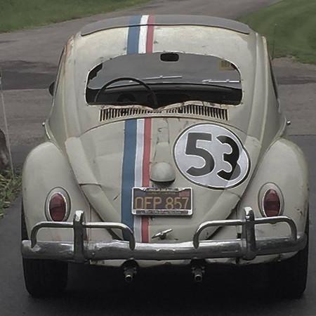 Tory's '57 Herbie