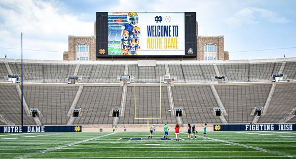 Notre Dame - NCAA Regional Tournament 2021