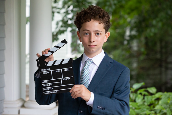 Bar Mitzvah for Ethan